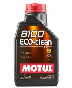 Масло MOTUL 8100 Eco-clean 5W30 - 1 литър