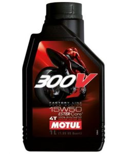 Масло MOTUL 300V 4T FL Road Racing 15w50 - 1 литър