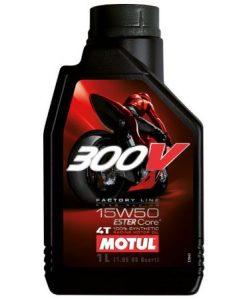 Масло MOTUL 300V 4T FL Road Racing 15w50 - 1 литър