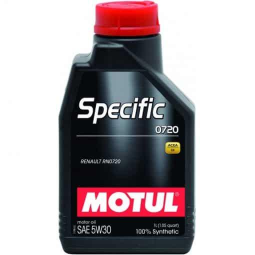 Масло MOTUL Specific 0720 5W30 - 1 литър