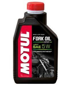 Масло MOTUL FORK OIL EXPERT 5W - 1 литър