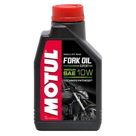 Масло MOTUL FORK OIL EXPERT 10W - 1 литър