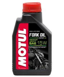 Масло Motul FORK OIL EXPERT 15W за вилки - 1 литър