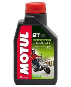 Масло Motul SCOOTER EXPERT 2T за скутери - 1 литър