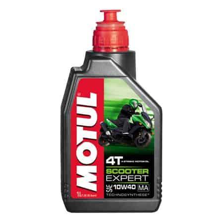 Масло MOTUL EXPERT 4T 10W40 MA за скутер - 1 литър