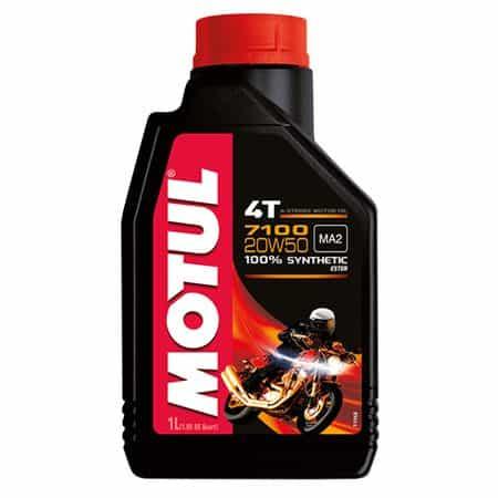 Масло MOTUL 7100 4T 20w50 - 1 литър