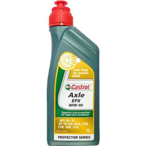 Диференциално масло Castrol Axle EPX 80W90 - 1 литър