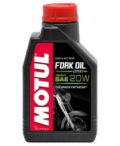 Масло MOTUL FORK OIL EXPERT 20W за вилки - 1 литър