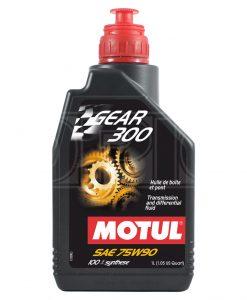 Масло MOTUL Gear 300 75w90 - 1 литър