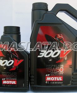 Масло MOTUL 15w50 300V 4T FL Road Racing