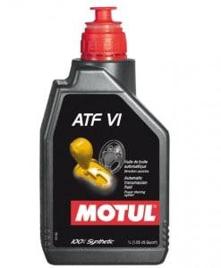 Масло MOTUL ATF 6 - 1 литър