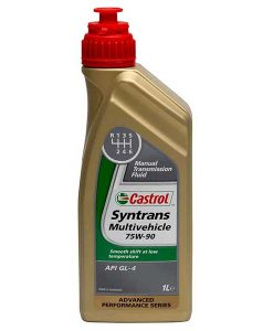 Масло Castrol Syntrans Multivehicle 75W90 - 1 литър