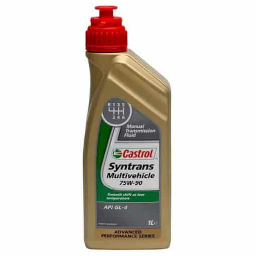 Масло Castrol Syntrans Multivehicle 75W90 - 1 литър