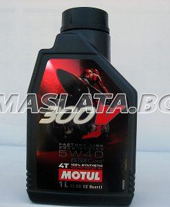 Масло MOTUL 5w40 300V 4T FL Off Road