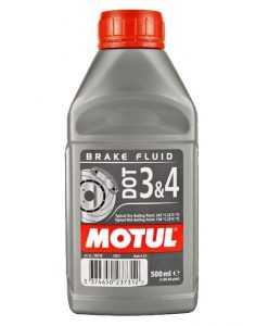 Спирачна течност MOTUL DOT 3 4 Brake Fluid