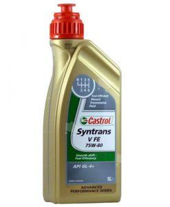 Масло Castrol Syntrans V FE 75W80 - 1 литър
