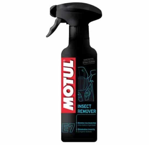 Препарат за почистване на насекоми MOTUL MC CARE ™ E7 Insect Remover
