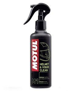 Почистващ спрей за визиор на каска MOTUL MC CARE ™ M1 Helmet & Visor Clean