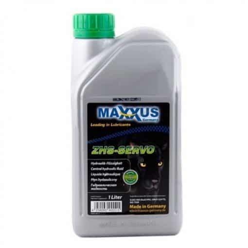 Зелено хидравлично масло MAXXUS G 002 000 / G 004 000 - 1 литър