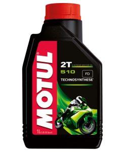 Масло MOTUL 510 2T за мотори - 1 литър