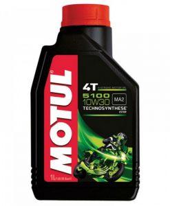 Масло MOTUL 5100 4T 10W30 - 1 литър