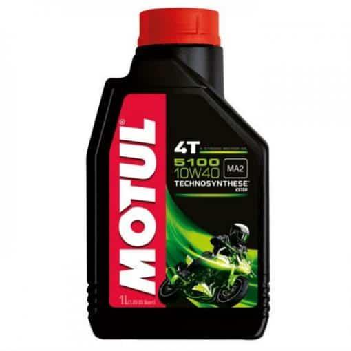 Масло MOTUL 5100 4T 10W40 - 1 литър