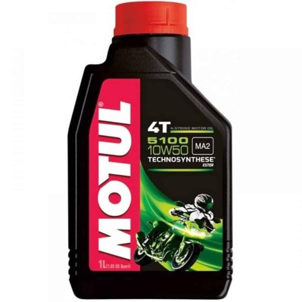 Масло MOTUL 5100 4T 10W50 - 1 литър