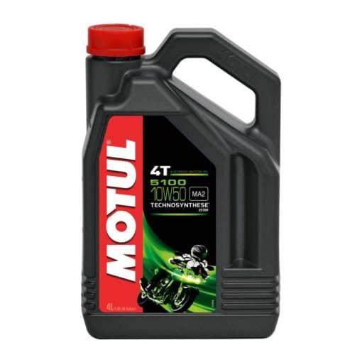 Масло MOTUL 5100 4T 10w50 - 4 литра