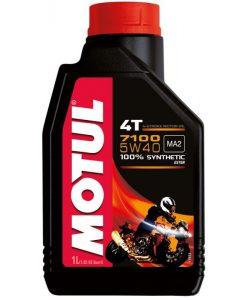 Масло MOTUL 7100 4T 5W40 за мотори - 1 литър