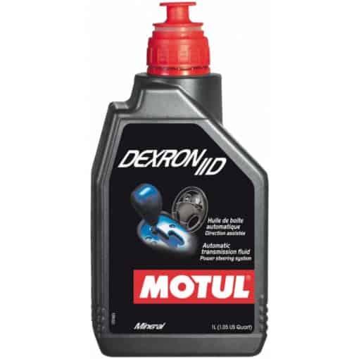 Хидравлично масло MOTUL DEXRON IID 1-литър