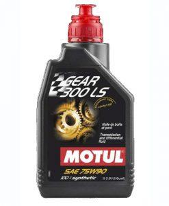 Масло MOTUL Gear 300 LS 75w90 - 1 литър