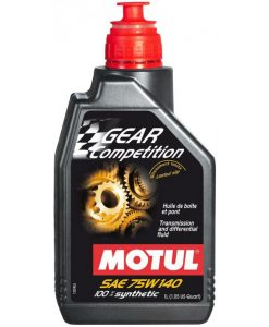 Масло MOTUL Competition 75w140 - 1L