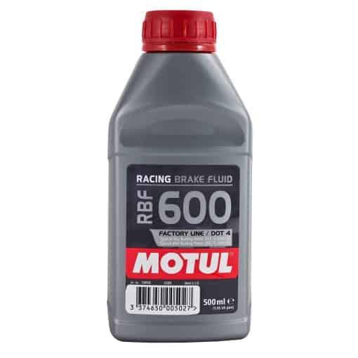 Спирачна течност MOTUL RBF 600 Brake Fluid - 0.5L