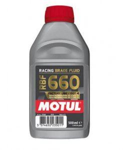 Спирачна течност MOTUL RBF 660 Brake Fluid - 0.5L