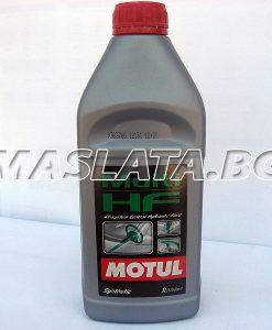 Зелено хидравлично масло MOTUL MULTI HF