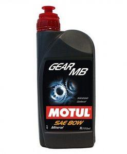 Масло MOTUL Gear MB 80w - 1 литър