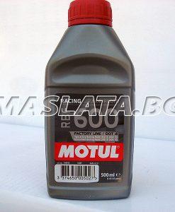 СПИРАЧНА ТЕЧНОСТ MOTUL RBF 600 Brake Fluid