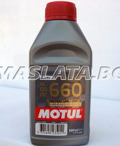 СПИРАЧНА ТЕЧНОСТ MOTUL RBF 660 Brake Fluid