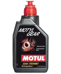 Масло MOTUL 75w80 Motylgear - 1 литър