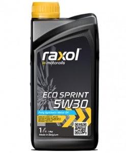 Масло RAXOL ECO SPRINT 5W30 - 1 литър