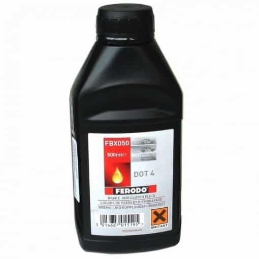 Спирачна течност FERODO FBX050 DOT 4