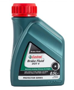 Спирачна течност CASTROL BRAKE FLUID DOT 4