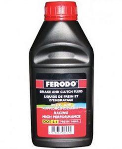 Спирачна течност FERODO RACING DOT 5.1