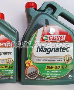 Масло Castrol Magnatec 5W-30 C2