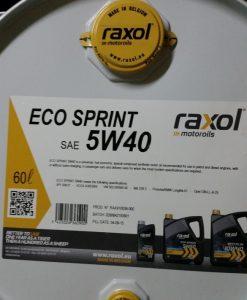 Масло Raxol Eco Spirit 5W40