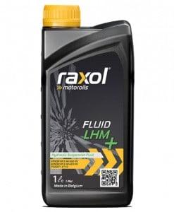 Зелено хидравлично масло за Citroen RAXOL LHM Plus