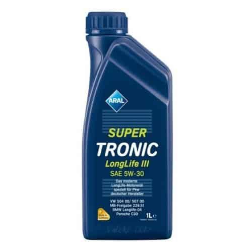 Масло Aral Super Tronic 5w30 - 1литър