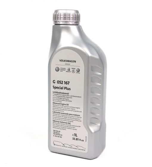 Оригинално масло 5W40 за Audi G052 167 M2 - 1 литър