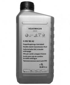 Оригинално масло DSG G 052 182 A2 1- литър