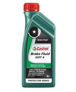 Спирачна течност Castrol DOT 4 - 1 литър